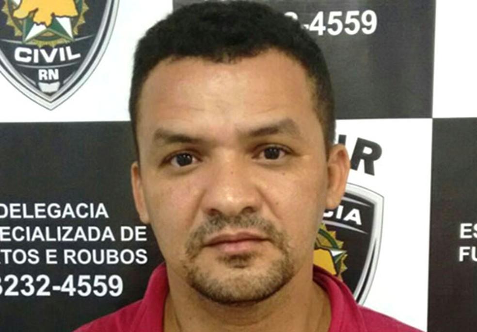 Joel Rodrigues da Silva, o Joel do Mosquito (Foto: Divulgação/Polícia Civil)