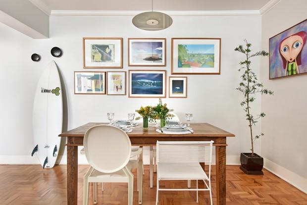18 ideias para decorar uma parede vazia (Foto: Sidney Doll)