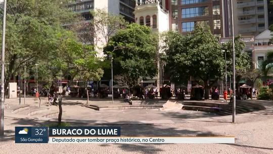 Deputado propõe tombar Buraco do Lume; Prefeitura do Rio quer devolver o terreno aos donos