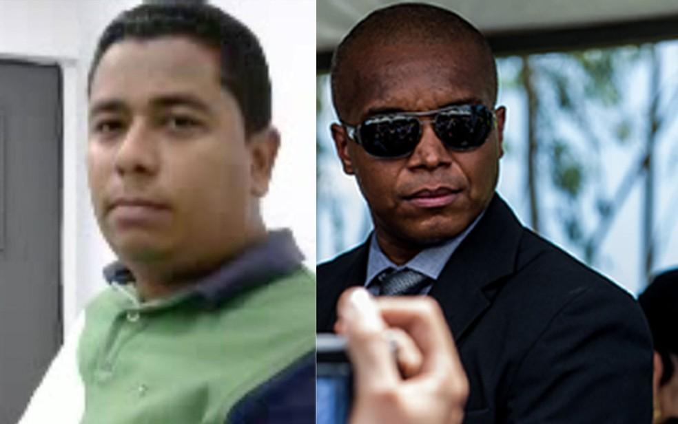 -  Em carta, cabo PM Gerson Corrêa refere-se ao Cel PM Evandro Lesco como  irmão   Foto: Reprodução