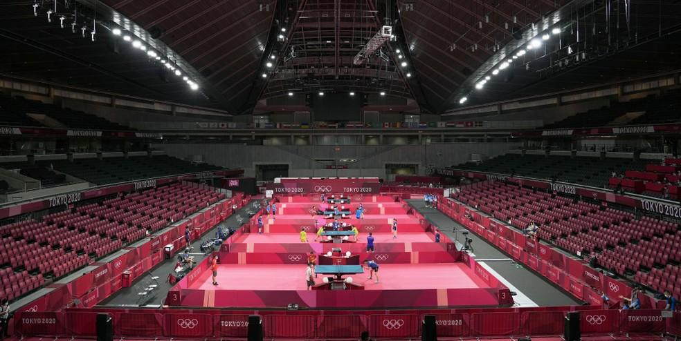 Olimpíada 2021 sem plateia tem silêncio como protagonista | Eu & | Valor  Econômico