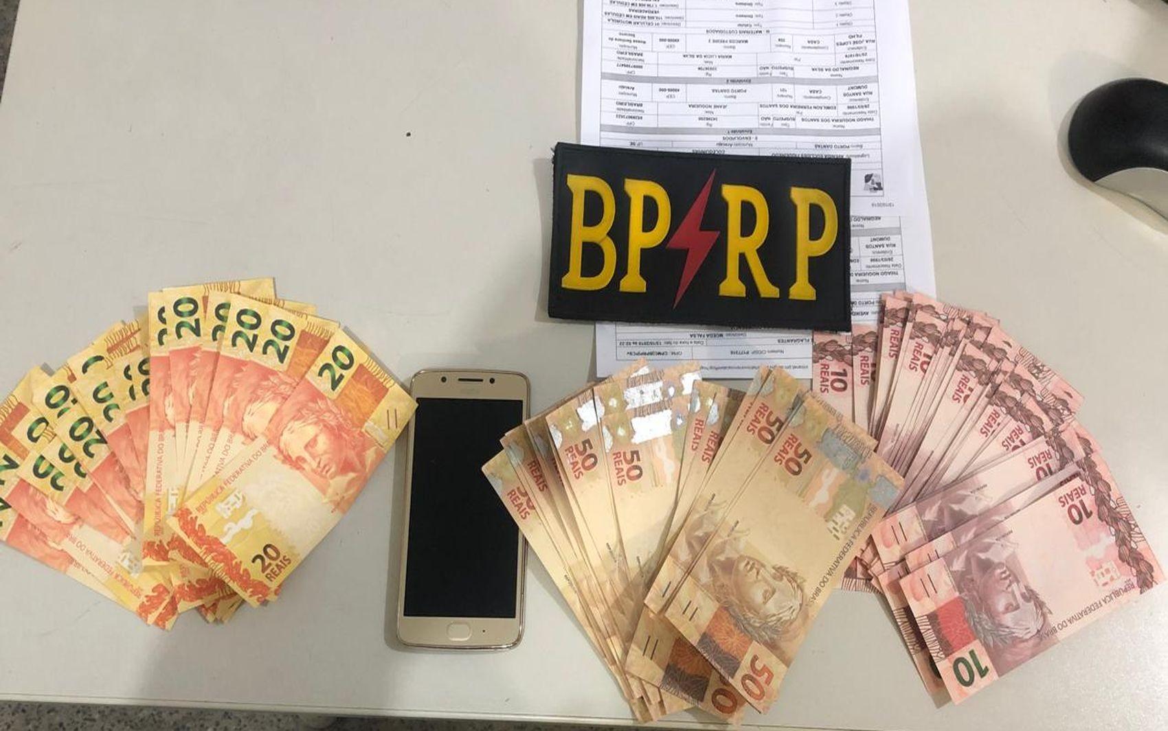 Homens são presos com mais de R$1.300 em cédulas falsificadas - Notícias - Plantão Diário
