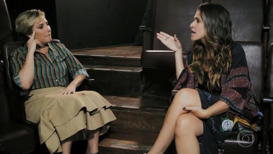 Heloísa Périssé e Ingrid Guimarães contam como viraram dupla no humor