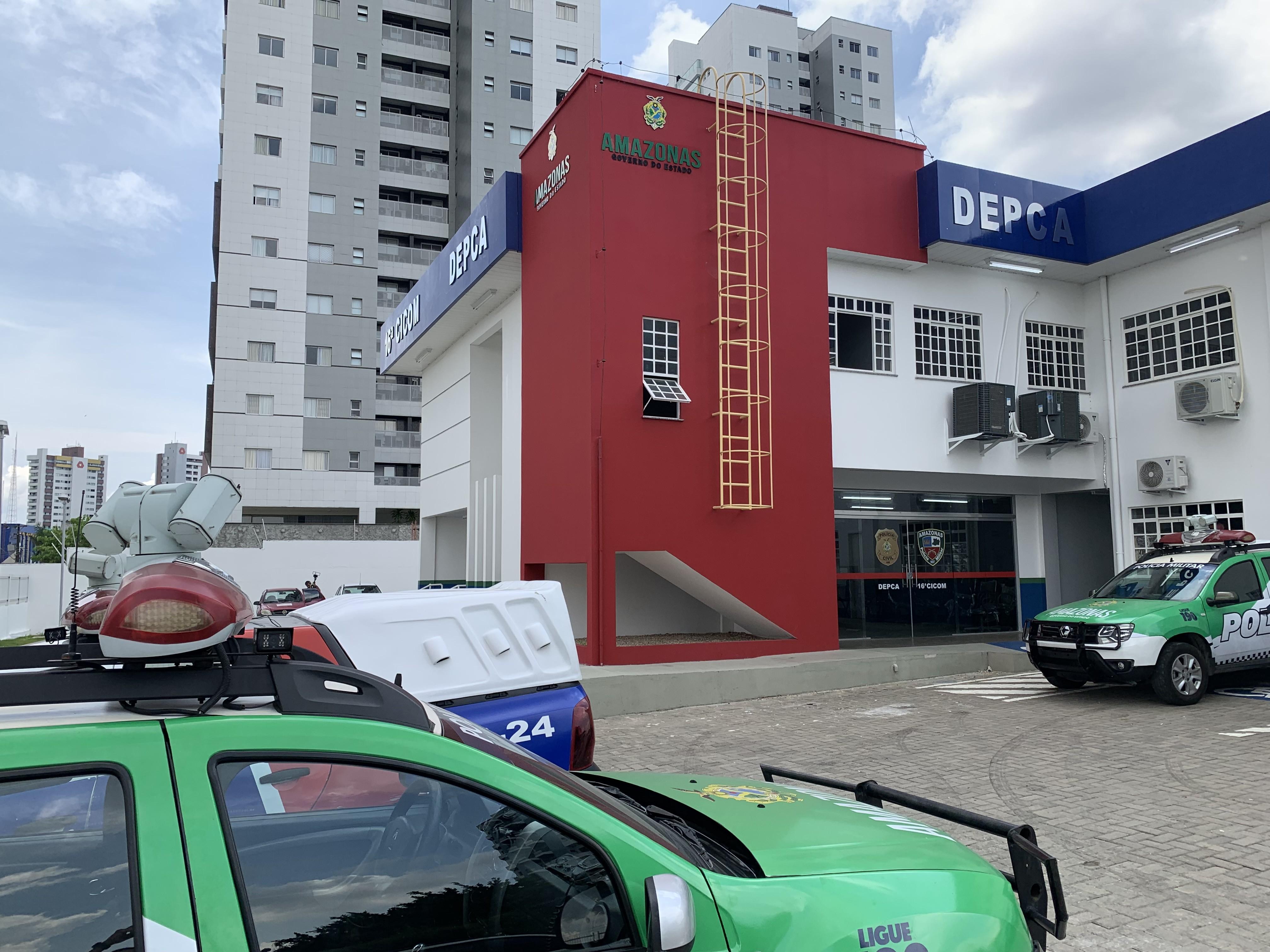 Homem é preso suspeito de estuprar filha de 13 anos em Manaus - Notícias - Plantão Diário