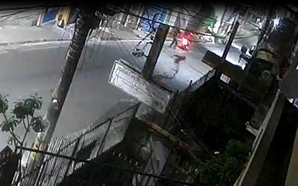 Jovem tinha 17 anos e foi atingido pelas costas durante tentativa de assalto perto de casa — Foto: Reprodução/Redes Sociais