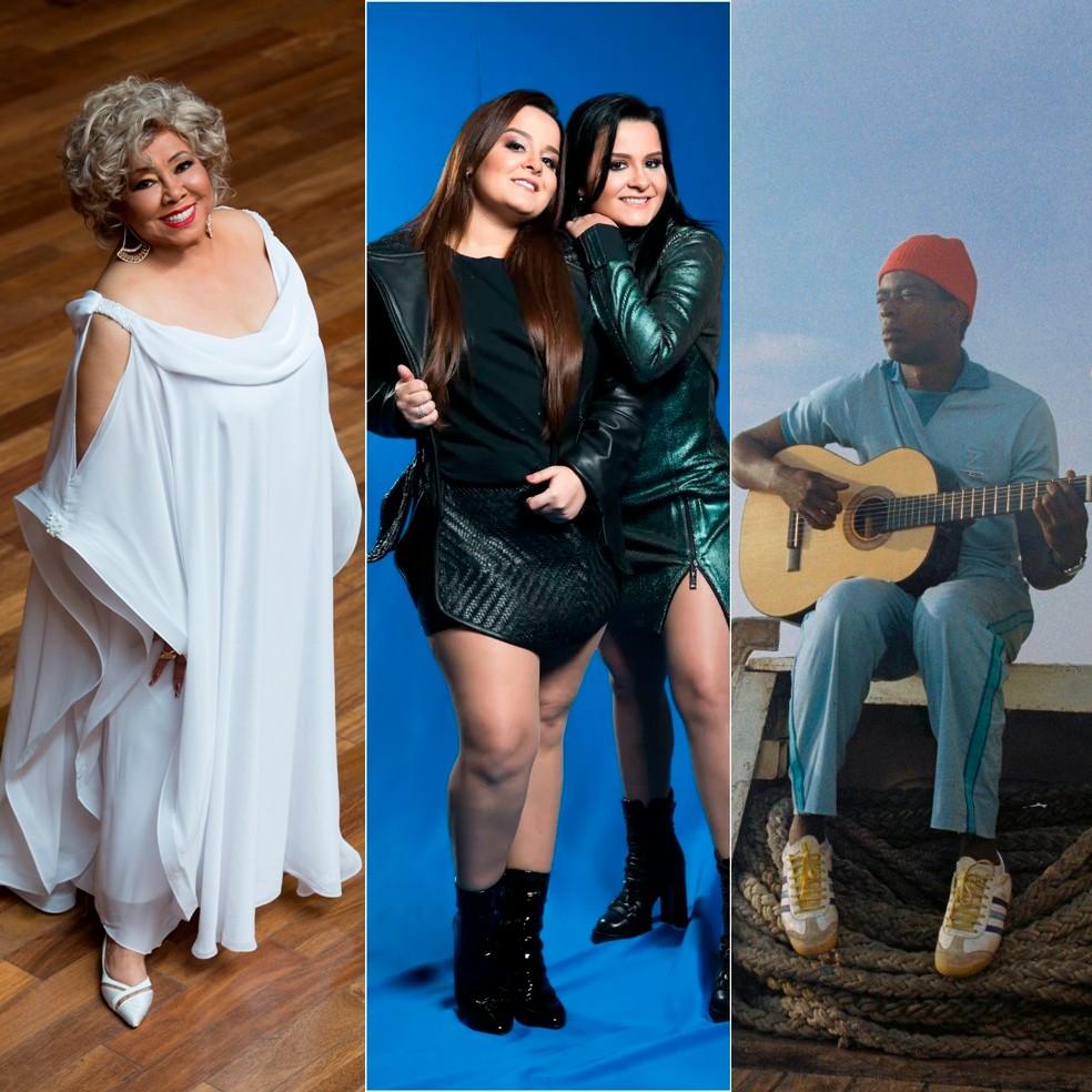 Lives de hoje: Maiara & Maraisa, Seu Jorge, Alcione e mais shows para ver em casa