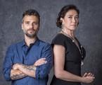 Gabriel (Bruno Gagliasso) e Valentina (Lilia Cabral)   TV Globo