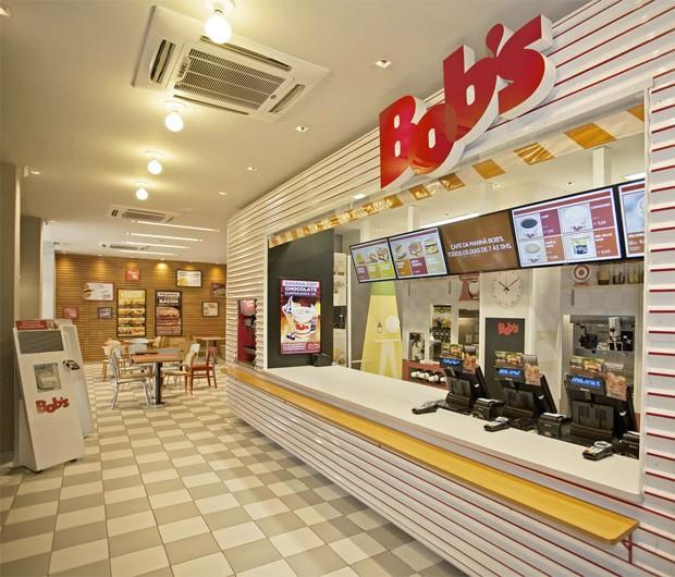 Bob's: lojas ganham novo design  (Foto: Aline Massuca/Bob's)