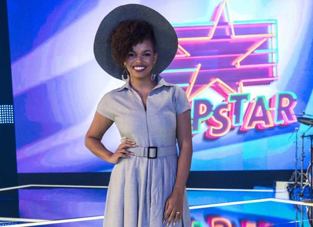 Jeniffer Nascimento (Foto: Estevan Avellar/TV Globo)