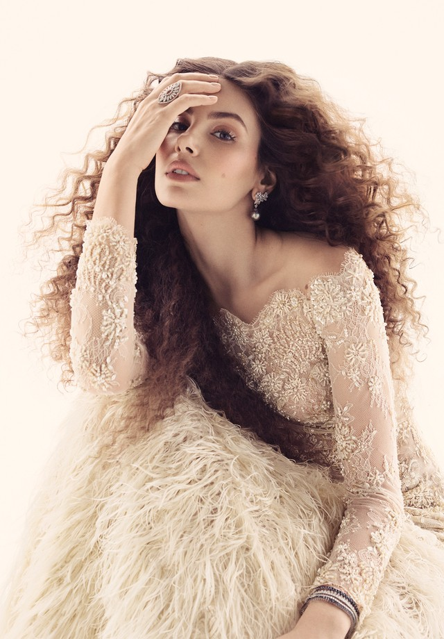 Capa Vogue Noiva (Foto: Vogue Brasil)