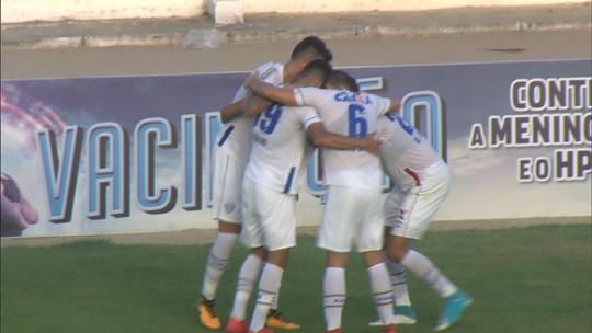 CSA x Avaí - Campeonato Brasileiro Série B 2018 - globoesporte.com