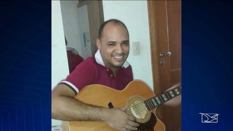Ademar Moreira Gonçalves foi morto a tiros enquanto dirigia seu veículo na Avenida Litorânea em São Luís. (Foto: Reprodução/TV Mirante)