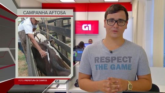 VÍDEOS: Confira os principais destaques do G1 em 1 Minuto