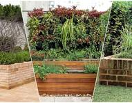 Como fazer um canteiro de horta no quintal? Inspire-se em 9 projetos!