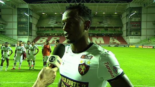 "Hyuri fala sobre gol na estreia no último minuto: ""Loucura"""