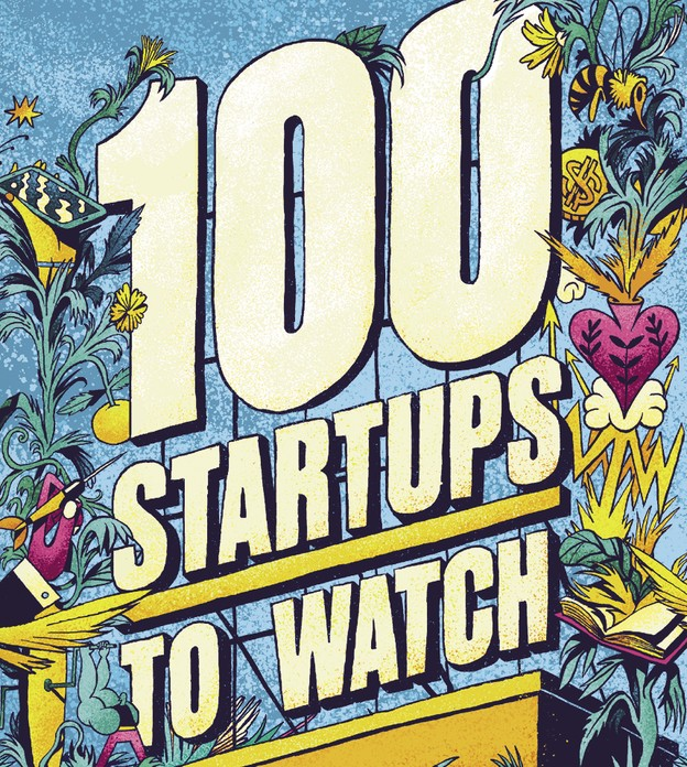 100 startups to watch