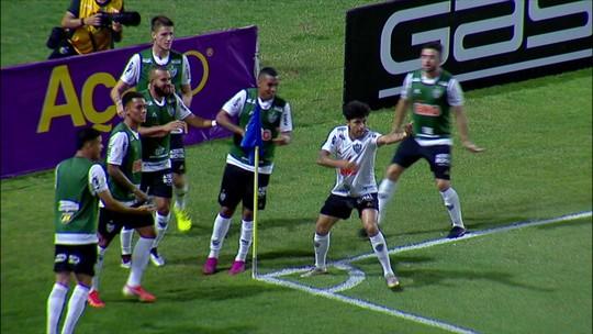 """Argel valoriza reação do CSA e empate contra o Atlético-MG: """"Pode ser o ponto da salvação"""""""