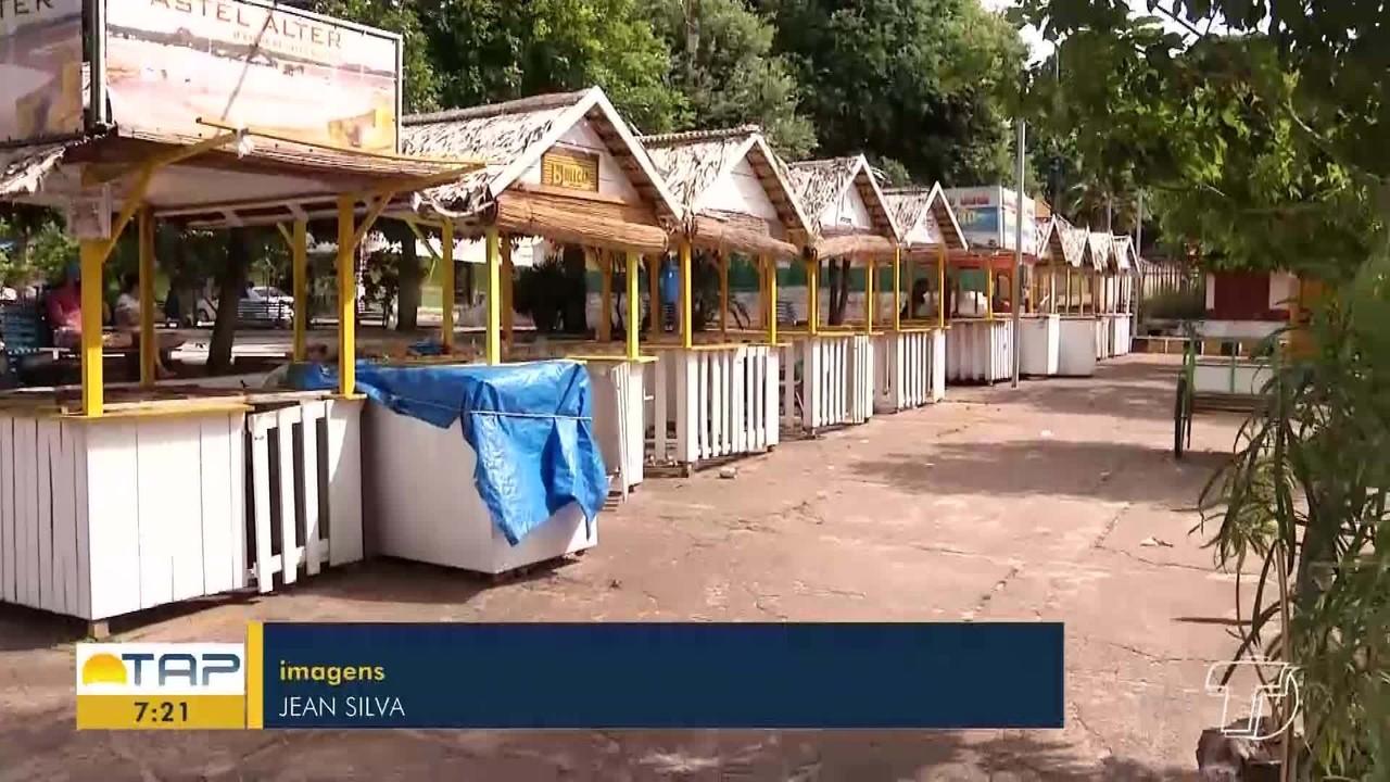 Moradores de Alter do Chão estão preocupados com o avanço da Covid na região
