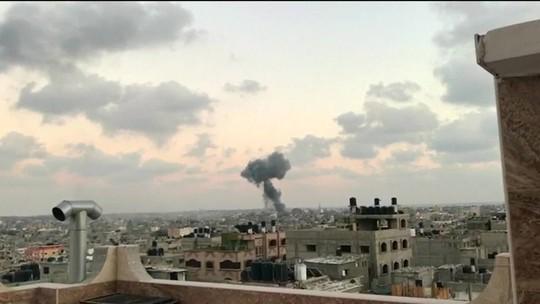 Exército de Israel e Hamas concordam em cessar-fogo
