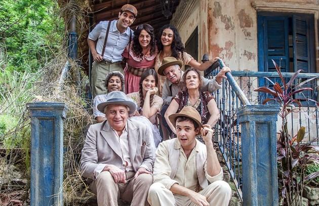 'Êta mundo bom!', de Walcyr Carrasco, está de volta à Globo no Vale a Pena Ver de Novo. Veja a seguir curiosidades da trama de 2016 (Foto: Artur Meninea/Gshow)