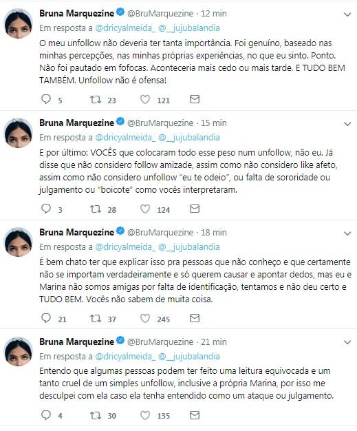 Bruna Marquezine (Foto: Twitter/Reprodução)
