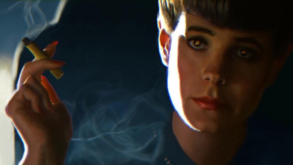 A icônica Rachel de Blade Runner (Foto: Reprodução)