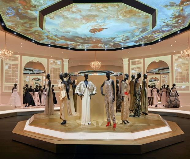 Exposição da Dior chega a Londres  (Foto: Divulgação)