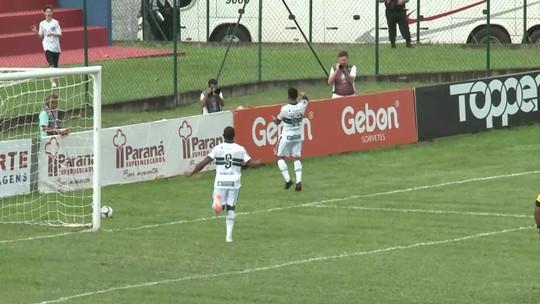 Giovanni busca regularidade no Coritiba e tira lições do Corinthians campeão mundial