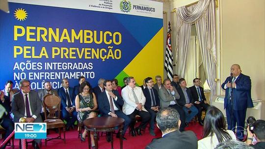 Pernambuco ganha lei para prevenir crimes e abre 30 mil vagas em cursos profissionalizantes para jovens