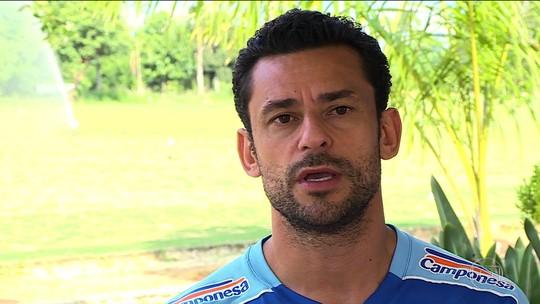 """Fred abre o jogo sobre depressão na volta ao Brasil em 2009: """"Estava bebendo todos os dias"""""""