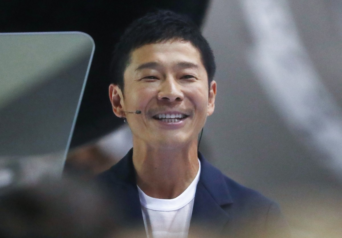 Yusaku Maezawa (Foto: Getty Images)