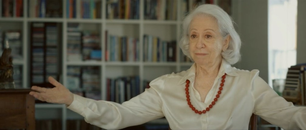 Fernanda Montenegro (arquivo) — Foto: Dulcina/Reprodução