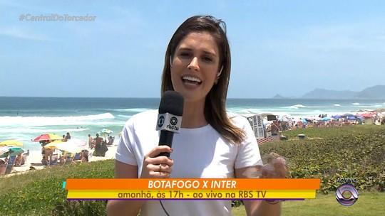 Vídeo: Inter encara o Botafogo no Nilton Santos neste domingo