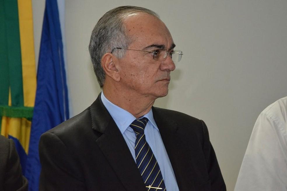 Agamenon Vieira, superintendente do Detran-PB — Foto: Divulgação / Secom-PB