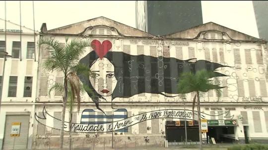 Rio ganha seu primeiro museu a céu aberto