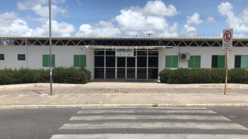 UPA Nova Esperança, em Parnamirim, na Grande Natal, suspende atendimento por falta de médicos — Foto: Geraldo Jerônimo/Inter TV Cabugi