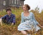 Freddie Highmore e Vera Farmiga em 'Bates motel'   Divulgação