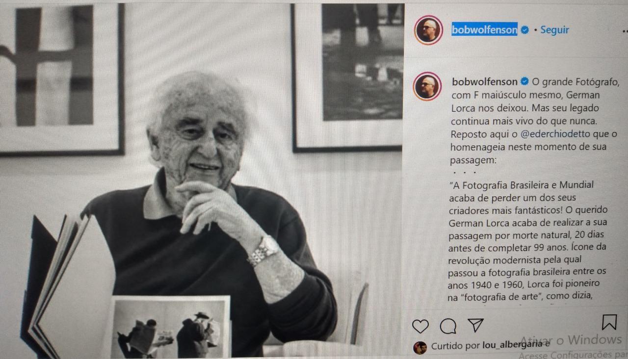 Morre German Lorca, último representante do Cine Foto Clube Bandeirante, dizem fotógrafos