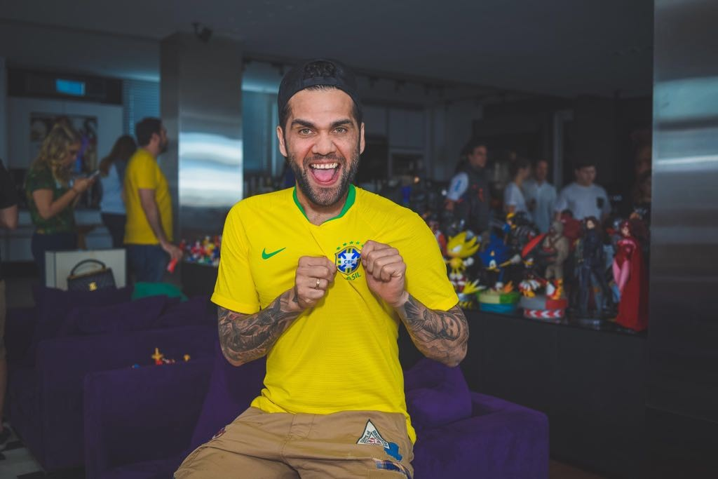 Daniel Alves  (Foto: Divulgação)