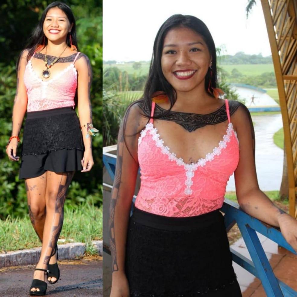 Fernanda Martins Cabreira — Foto: MissMisterRID/Reprodução