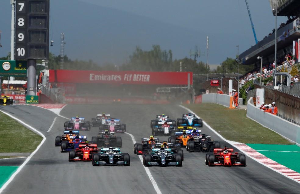 Calendario 2020 Formula 1.Reviravolta Pode Manter Espanha No Calendario Da Formula 1