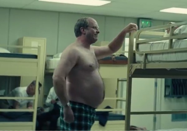 Christian Bale como o empresário e político Dick Cheney em cena do filme Vice (Foto: Reprodução)