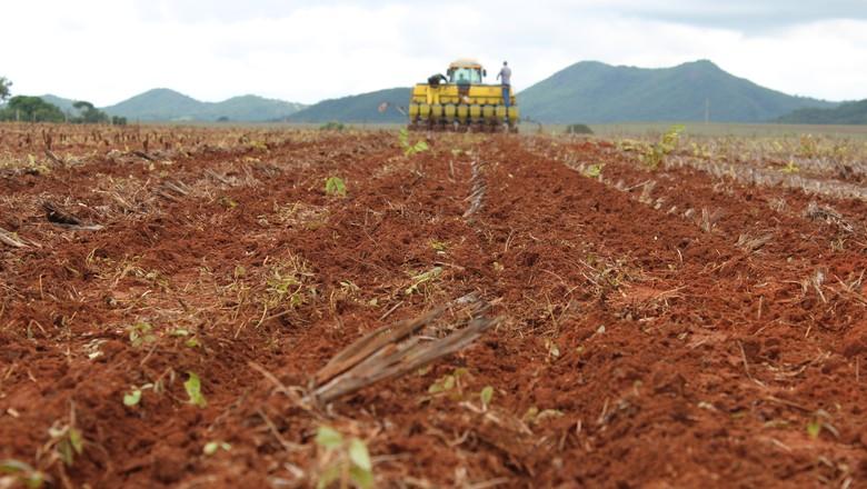 plantio-soja-goias    (Foto: Laura de Paula/Aprosoja-GO)