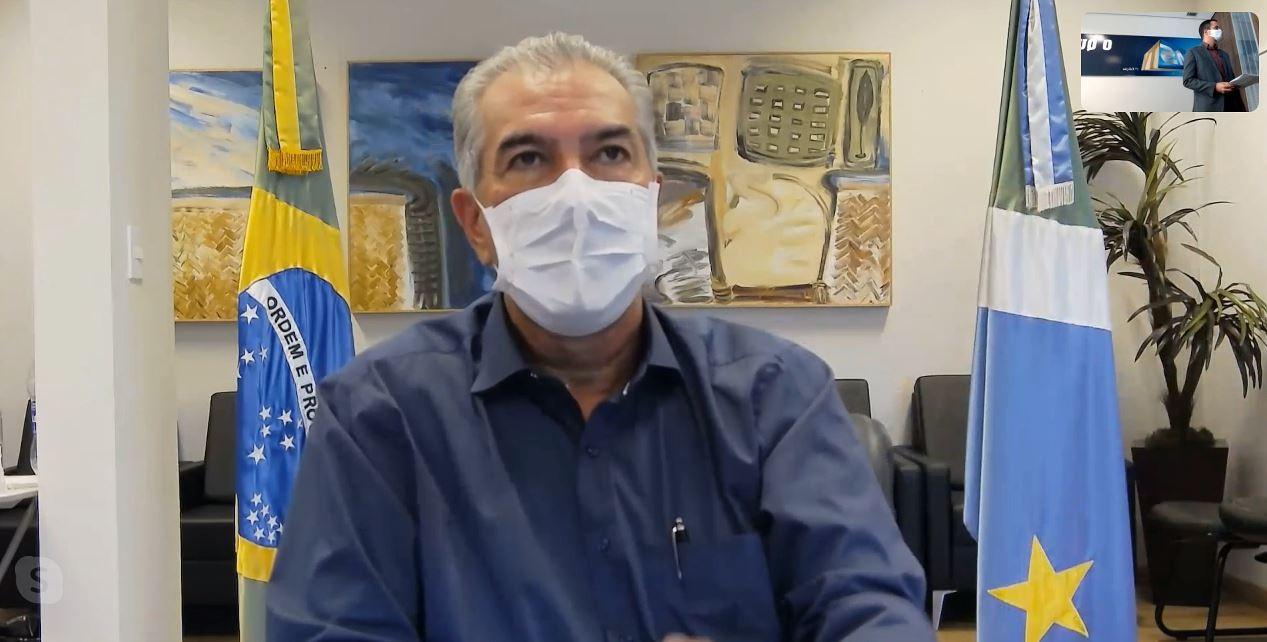 Governador de MS diz que recebeu com indignação conclusão de inquérito da PF que investiga supostas propinas da JBS