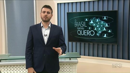 Moradores de Inajá e Uniflor ainda não participaram da campanha 'Brasil que eu quero'