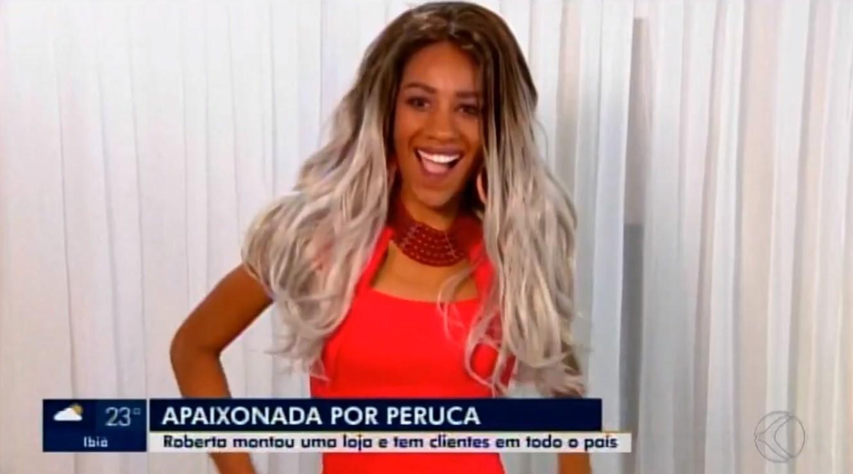 Mulher que não gostava do próprio cabelo vira empresária de perucas em Arcos - Notícias - Plantão Diário