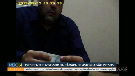 'Não tive medo', diz homem que denunciou corrupção na Câmara de Vereadores de Astorga