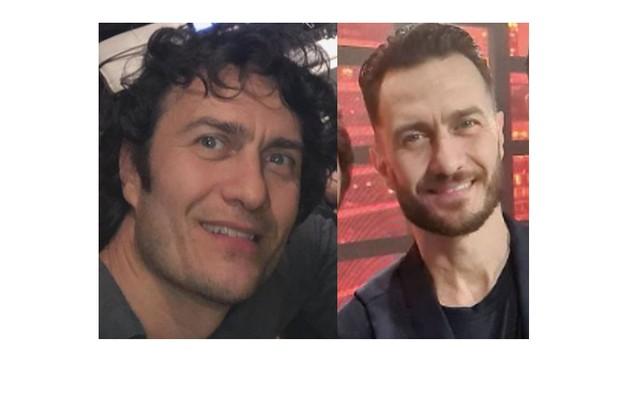 Gabriel Braga Nunes será um cliente de Angel. O ator cortou os cabelos e deixou a barba crescer (Foto: Reprodução)