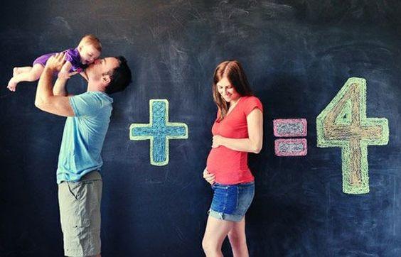 Anuncio gravidez (Foto: Reprodução Pinterest)