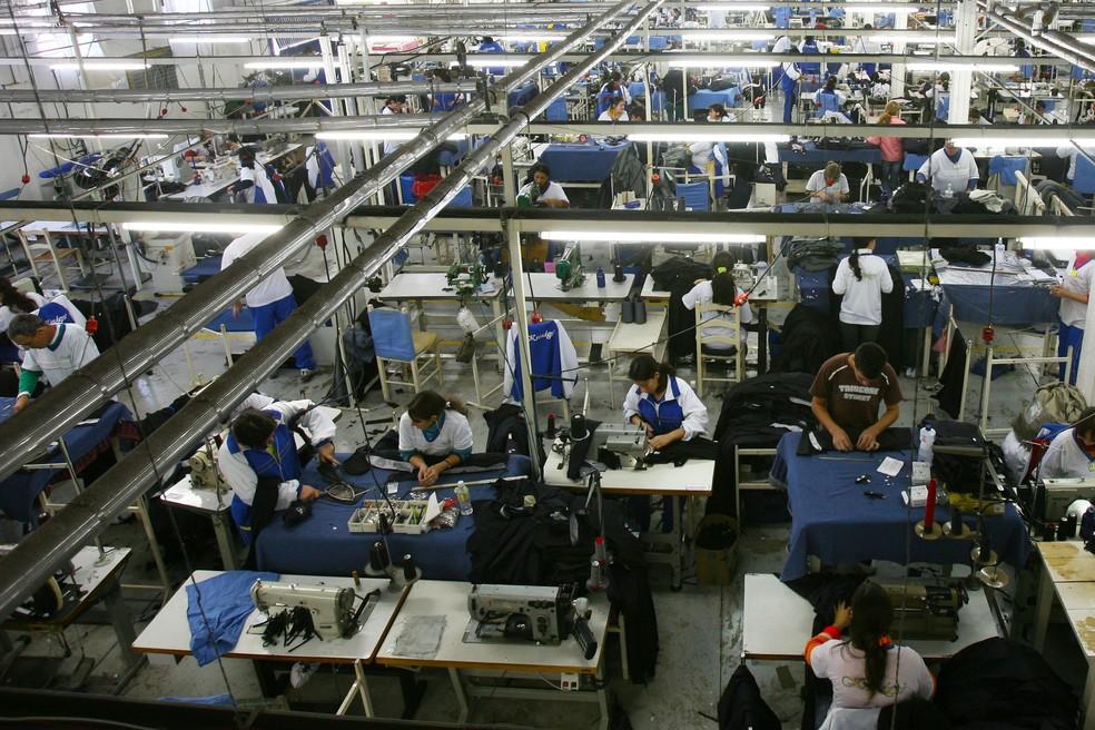 Indústria de transformação foi principal responsável pelo saldo positivo de empregos em PE â?? Foto: Gilson Abreu/FIEP